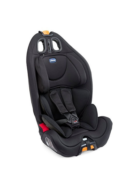 Chicco Gro-Up 123 Car Seat Black Renkli